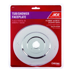 Ace  For Universal Tub and Shower Face Plate