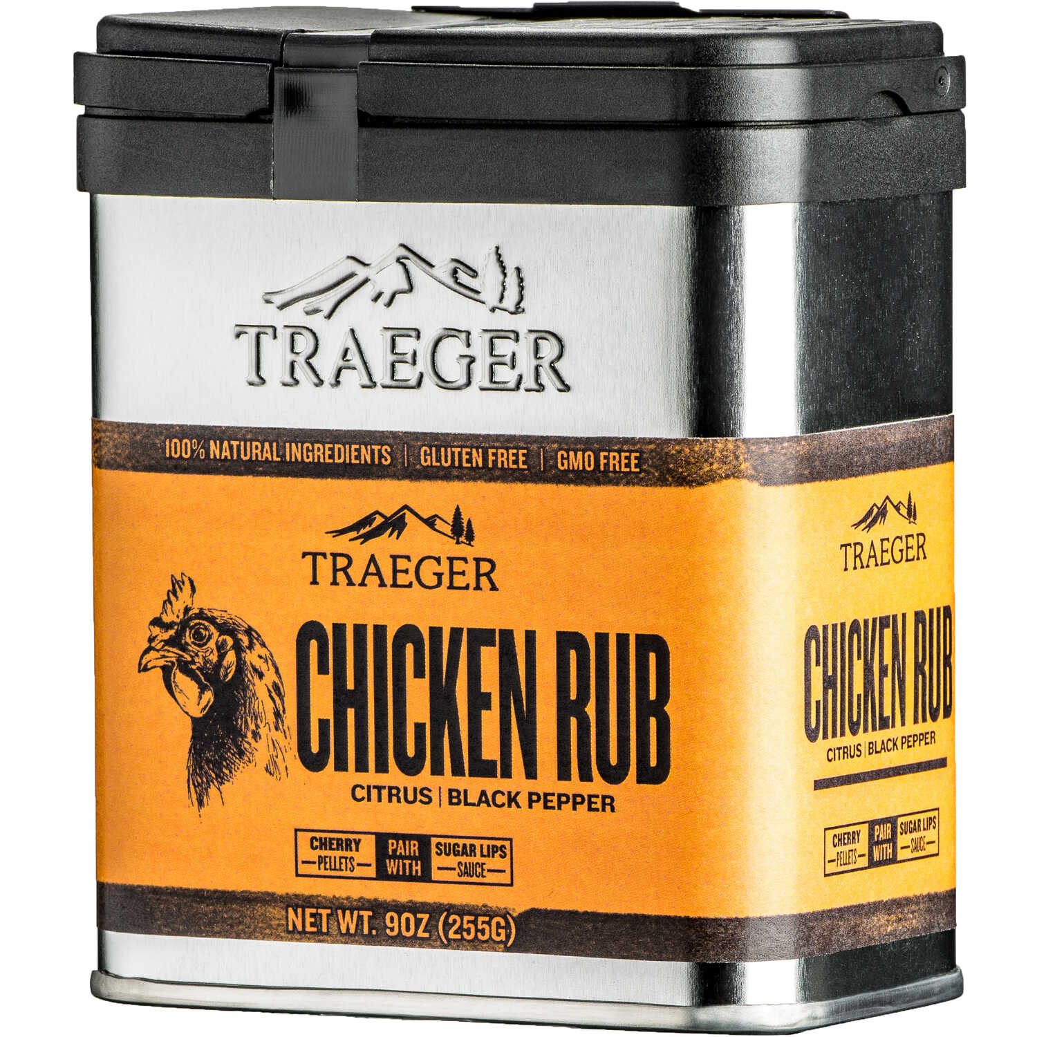 Traeger  Citrus and Black Pepper  Chicken Rub  9 oz.