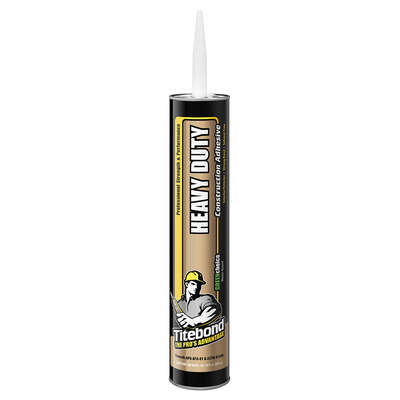 Titebond GREENchoice Construction Adhesive 28 oz.