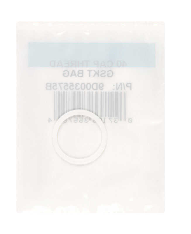 Danco  Cap Thread Gasket  15/16  1-1/8