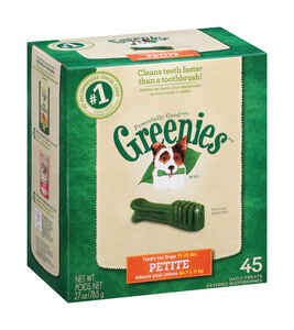Greenies  Mint  Dog  Dental Stick  1 pk 27 oz.