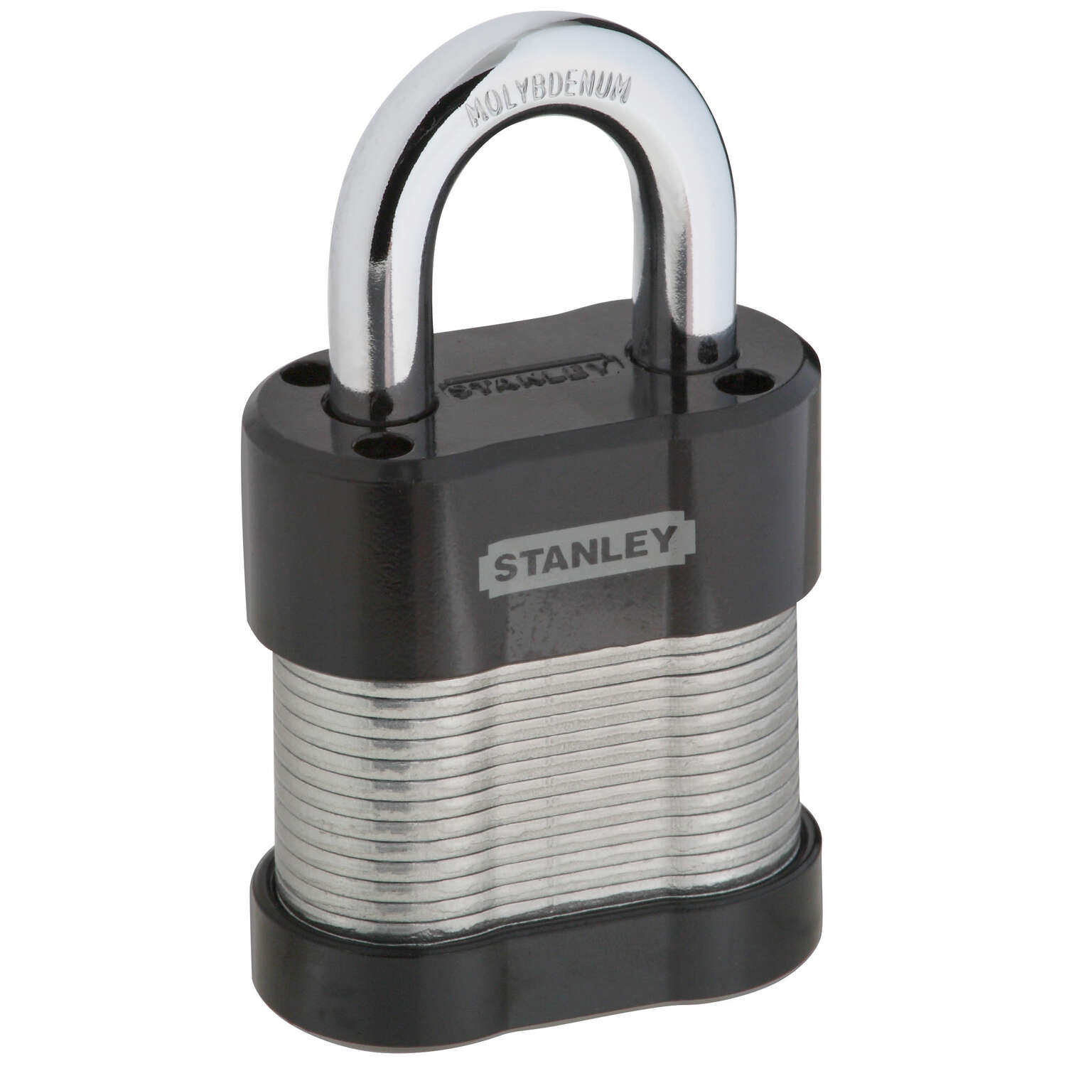 National Hardware  2 in. W Steel  Key  Laminated Padlock  2 pk Keyed Alike