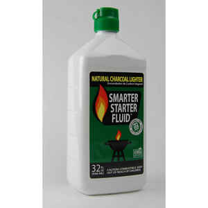 Smarter Starter Fluid  Natural  Charcoal Lighter Fluid  32 oz.