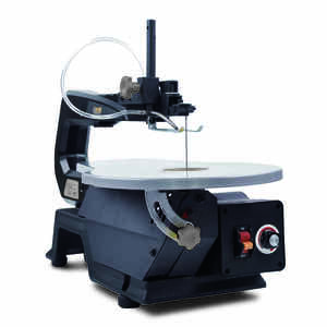 Steel Grip  5 in. Corded  Stationary  Scroll Saw  120 volt 1600 speed