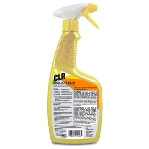CLR  No Scent Bathroom Cleaner  26 ounce oz. Spray