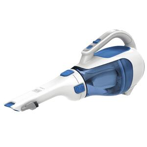 Black and Decker  Dustbuster  Bagless  Cordless  Hand Vacuum  Blue  Cyclonic