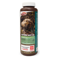 Martin's  Gopher Bait 50  Toxic  Bait  Granules  For Gophers and Moles 1 lb. 12 pk