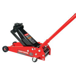Craftsman Manual Automotive Floor Jack 3 ton