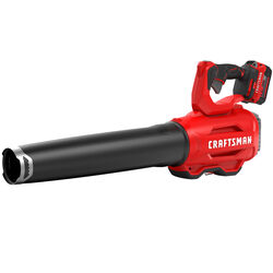 Craftsman  Max Axial  Battery  Handheld  Leaf Blower