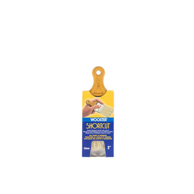 Wooster  Shortcut  2 in. W Angle  Paint Brush