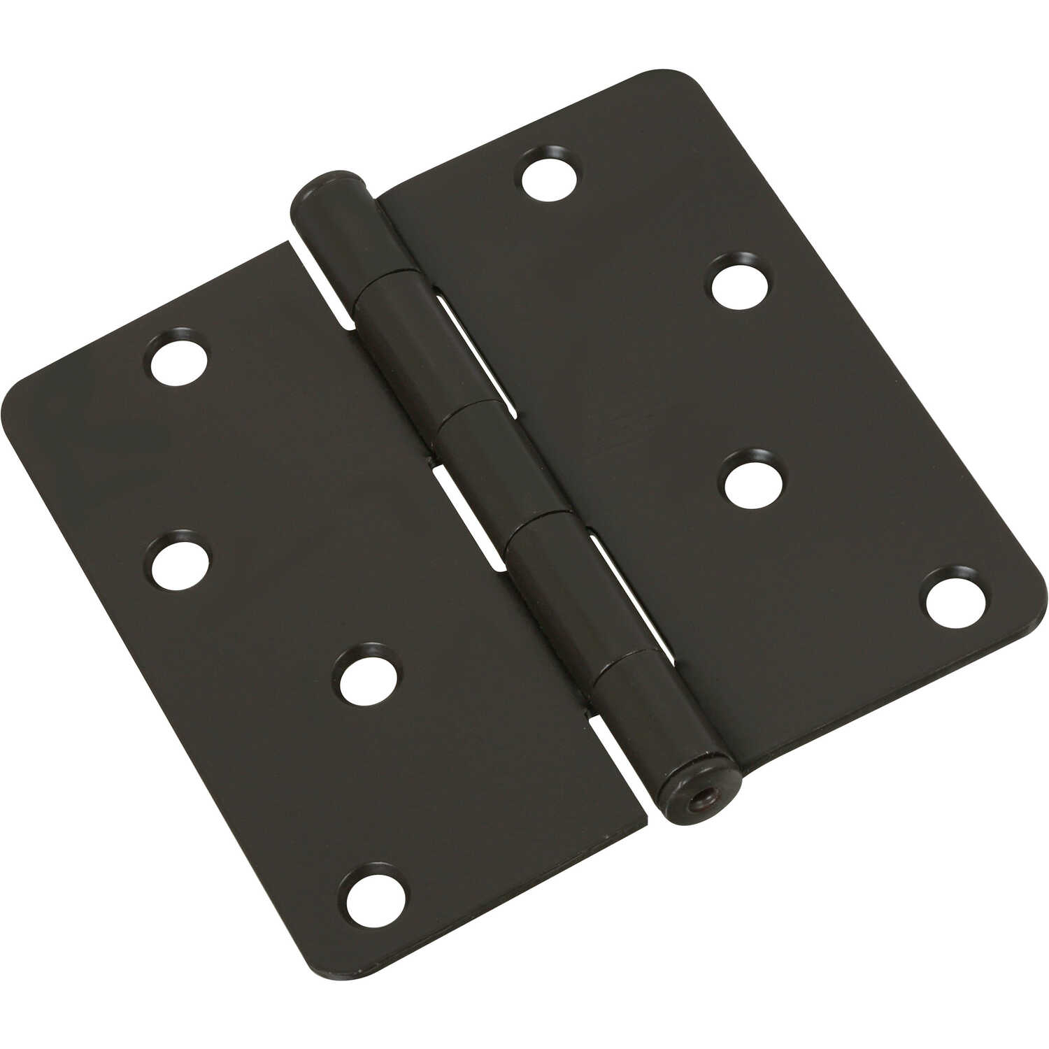 National Hardware  4 in. L Oil Rubbed Bronze  Steel  Door Hinge  1 pk