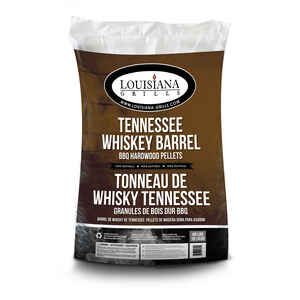 Louisiana Grills  All Natural Whiskey  Wood Pellets  40 lb.