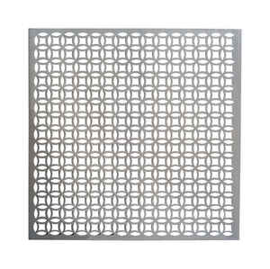 M-D Building Products  0.02 in.  x 1 ft. W x 1 ft. L Mill  Aluminum  Elliptical  Sheet Metal