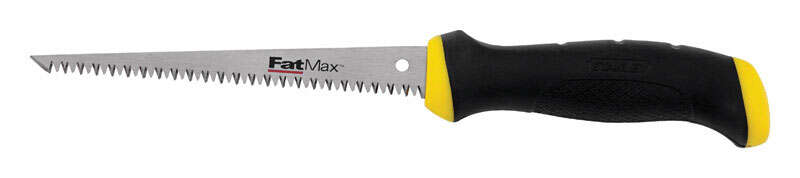 Stanley FatMax  6-1/4 in. Carbon Steel  Jab Saw  8 TPI