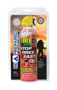 Fire Gone  16 oz  Fire Extinguisher  For Household US DOT Agency Approval