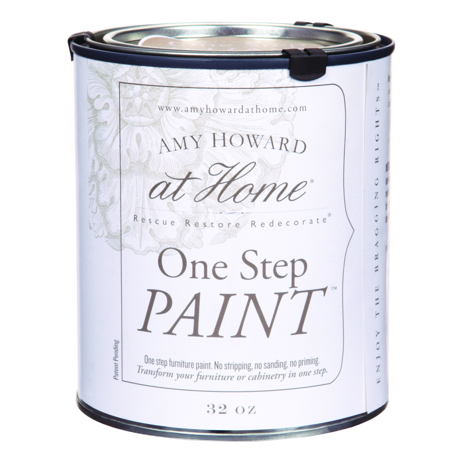 Amy Howard at Home  Flat Chalky Finish  Kembel  32 oz. One Step Paint  Latex