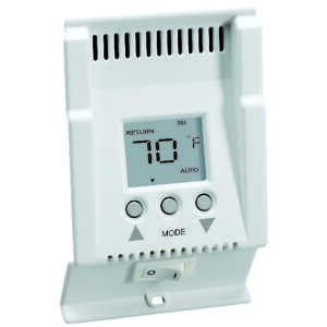 Cadet  Heating and Cooling  Touch Screen  Programmable Thermostat