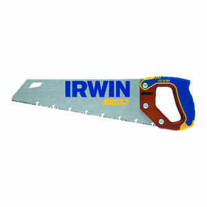 Irwin  Marathon  15 in. Coarse Cut Saw  9 TPI
