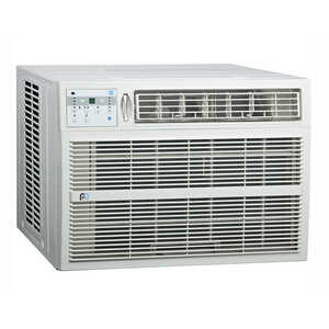 Perfect Aire  18000 BTU 18 in. H x 23-3/4 in. W 1000 sq. ft. Window Air Conditioner
