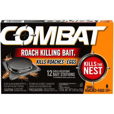 Combat Source Kill Small Roach Bait Station 0.035 oz.