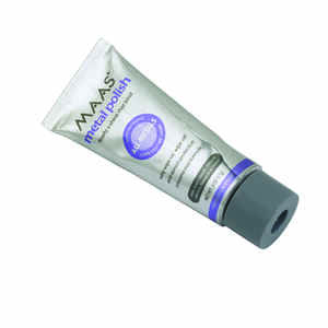 MAAS  Lavender Scent Metal Polish  2 ounce  Cream