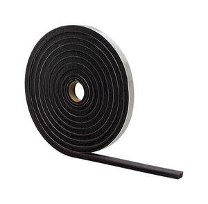 M-D Building Products  Gray  Foam  Weather Stripping Tape  For Door and Window 17 in. L x 3/16 in.