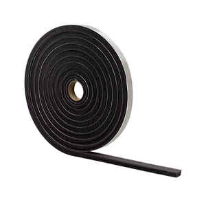 M-D Building Products  Gray  Foam  Weather Stripping Tape  17 ft. L x 3/16 in.  For Door and Window