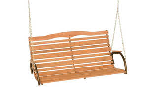 Jack-Post  Country Garden  Country Garden  Steel  2 person  Hi-Back Swing  52 in. 24.75 in. 27 in. 2