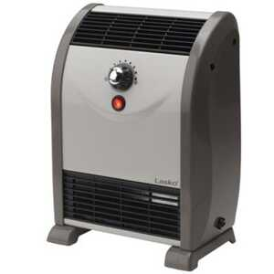 Lasko  100 sq. ft. Electric  Airflow  Heater