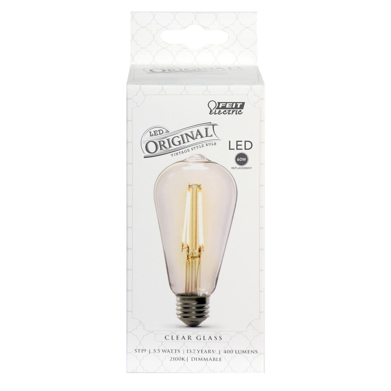 GENERAL ELECTRIC 4.5 WATT GU10 LED LIGHT BULB 360 LUMENS EQUI TO 50 WATT 4 PACK