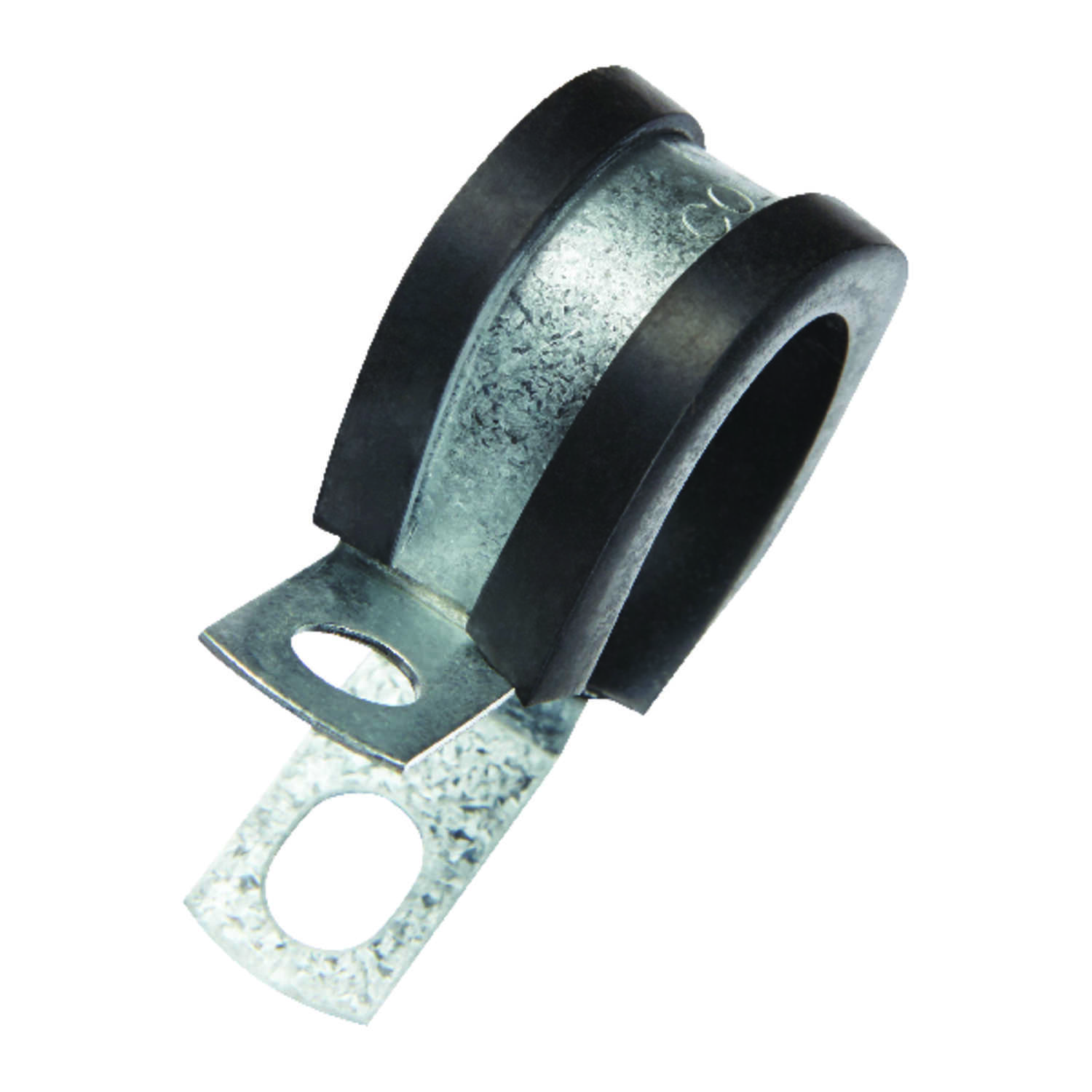 Jandorf  3/4 in. Dia. Steel  Cushion Clamp  2 pk