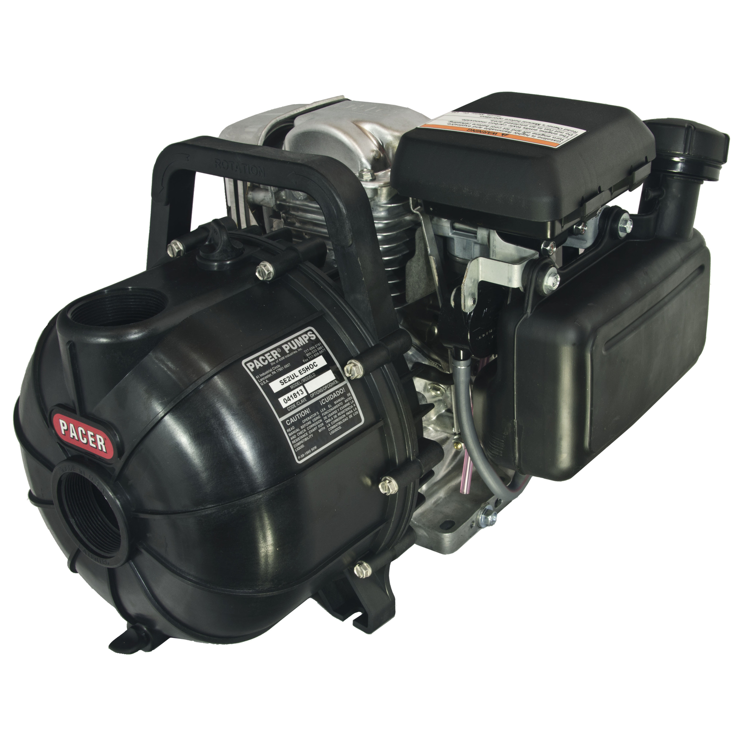 Pacer  Econo-Ag  Polyester  Water Pump  5 hp 200 feet