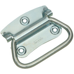 National Hardware Zinc-Plated Steel Chest Handle 1 pk 2.74 in.