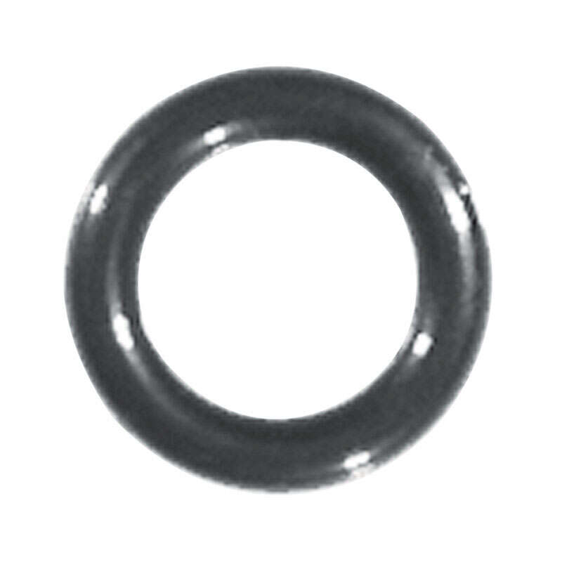 Danco  3/8 in. Dia. x 1/4 in. Dia. Rubber  O-Ring  1 pk