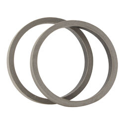 Ace 1-1/2 in. Dia. Rubber Slip Joint Washer 2 pk