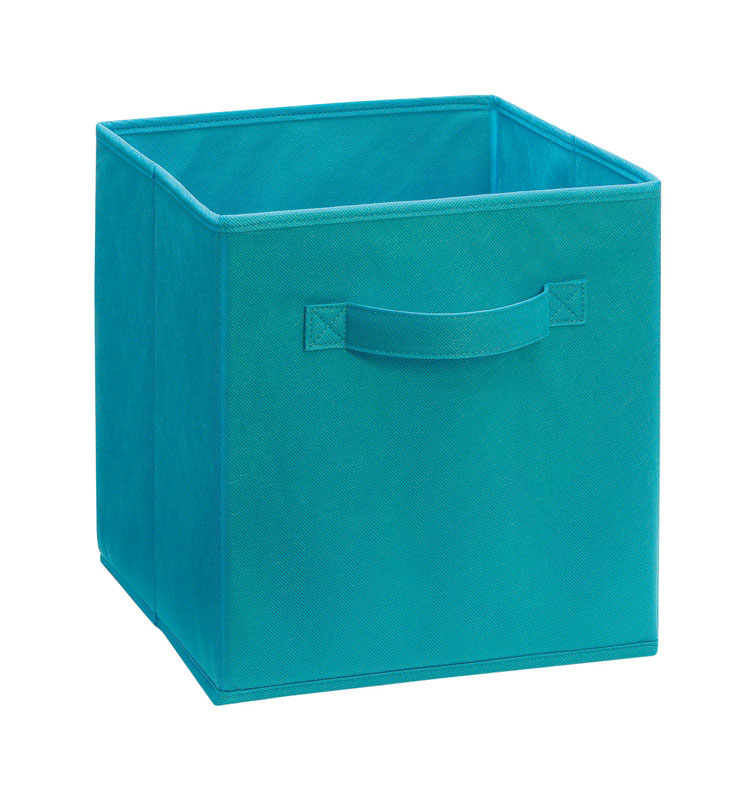 ClosetMaid  11 in. H x 10.5 in. D x 10.5 in. W Fabric Storage Bin