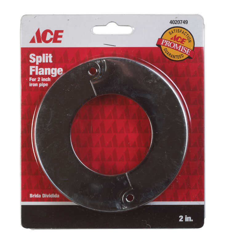 Ace  2 in. Steel  Split Flange
