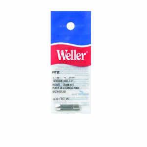 Weller  Lead-Free Soldering Tip  Copper  1/8 in. Dia.
