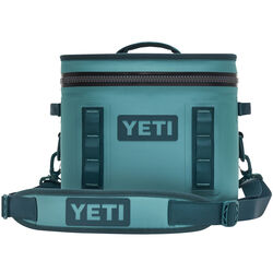 YETI  Hopper Flip 12  Cooler  12 can River Green