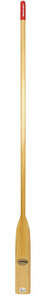 Caviness  7 ft. Beige  Wood  1 pk Oar