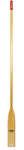 Caviness  7 ft. Brown  Wood  Oar  1 pk