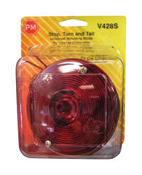 Peterson Red Round Stop/Tail/Turn Light