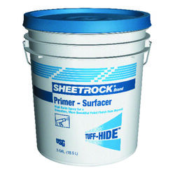 Sheetrock Tuff-Hide White Flat Latex Primer 5 gal.