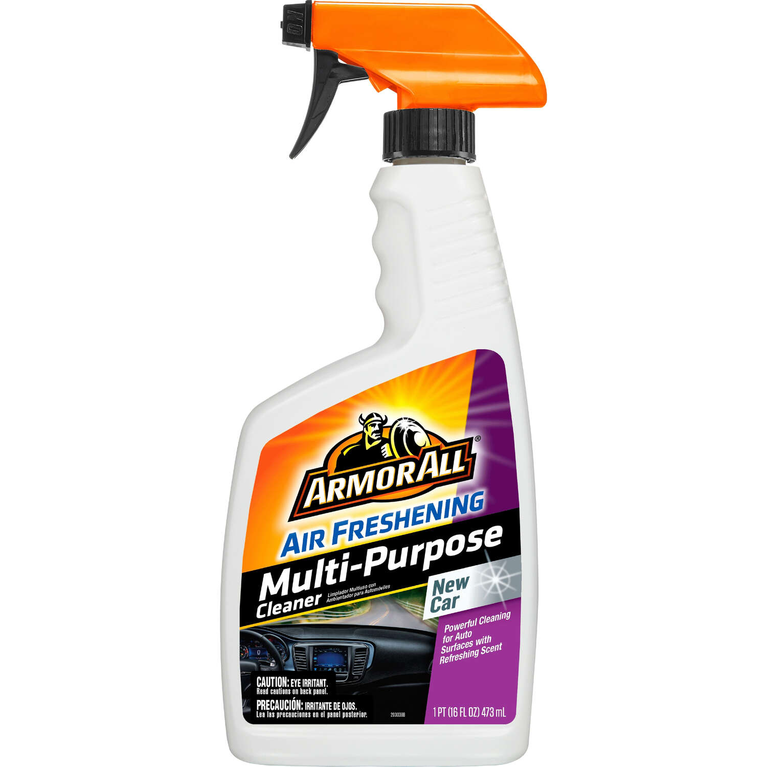 Armor All  Multi-Surface  Cleaner  Liquid  New Car Scent  16 oz.