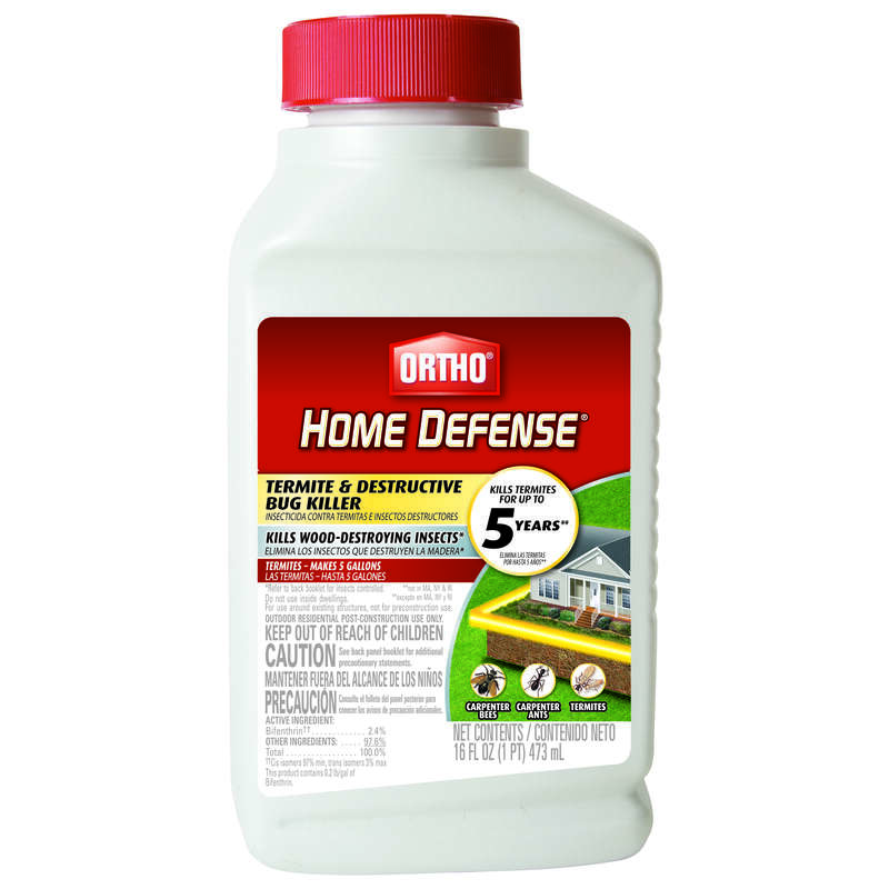 Ortho Home Defense Liquid Concentrate Insect Killer 16 oz.