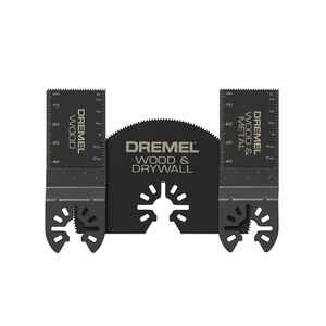 Dremel  Multiple   x 3 in. L Steel  Cutting Assortment  3 pk