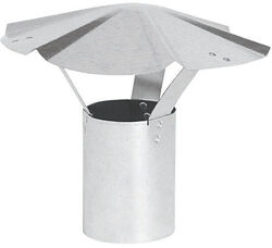 Imperial Galvanized Steel Chimney Rain Cap