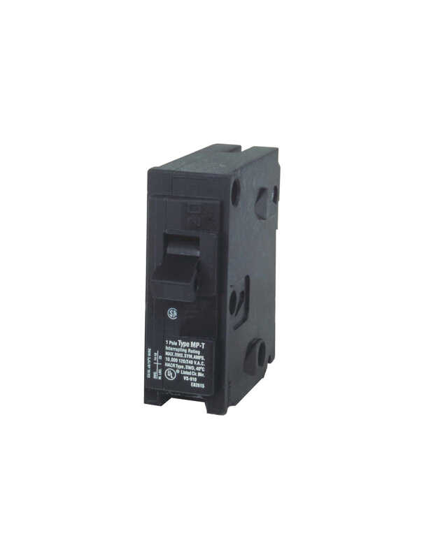 Murray  MP-T  20 amps Single Pole  1  Circuit Breaker