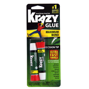 Krazy Glue  High Strength  Liquid  Glue  2