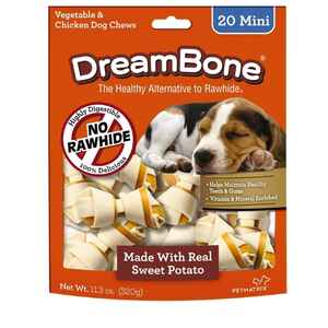 DreamBone  Chicken/Sweet Potato  Chews  For Dog 24 pk